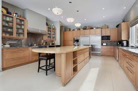 kitchen white floor kitchen and decor