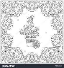 coloring book older children coloring stock vector 344809388