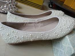 Prom Shoes Flats Ivory Ballet Flats Shoes Custom Shoes Off White Ballet Flat