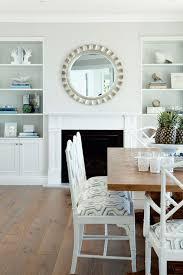 Mirror Over Dining Room Table - ikea docksta table contemporary dining room benjamin moore