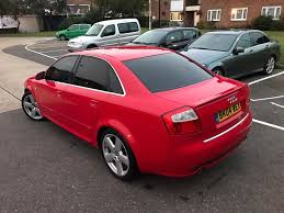 2004 audi a4 b6 s line 1 8t petrol manual low miles full service