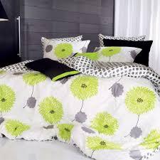 Green And White Duvet Lime Green Bedding U2013 Sweetest Slumber
