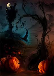 creepy crimson sky halloween background it was a dark dark night halloween awesomeness pinterest