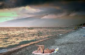 return to paradise russian tourists in abkhazia