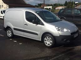 old peugeot van used peugeot partner panel van 1 6 hdi s l1 850 4dr in ballymoney
