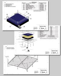 your own blueprints free the best plans to build your own boxing ring the