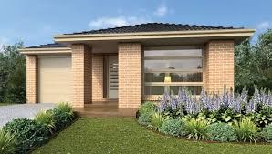 Brick Veneer New Home Designs New Display Home Designs - New brick home designs