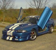 1994 shelby mustang 95 mustang i would totally in cars