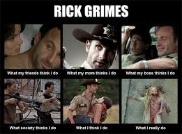 Walking Dead Rick Meme - the 25 best memes from the walking dead inverse