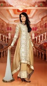 zoya in golden cream parallel pant suit 2fd3333972 palazzo pants