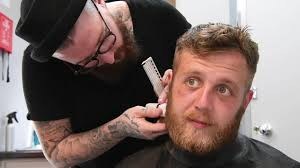 a barber is offering free hair cuts to homeless people wales online