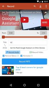 mp3 download youtube für android how to download youtube audio or video from your android android