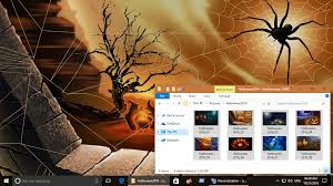 halloween 2016 theme for windows 10 winaero