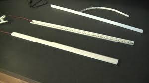 led strip lighting for teardrop trailer youtube