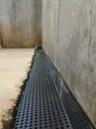 Interior Waterproofing Interior Drainage System For Waterproofing Basements Like Drain Tile