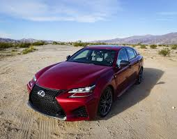 lexus sedan gs first drive review 2016 lexus gs f 95 octane