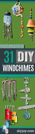 31 diy wind chimes diy joy