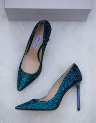 jimmy choo romy 100 glitter shoes review raindrops of sapphire