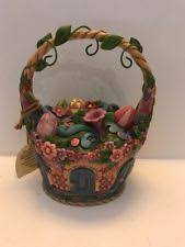 jim shore easter baskets jim shore easter ebay