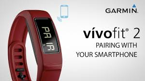 vivofit reset button garmin vívofit 2 pairing with your smartphone youtube