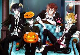 diabolik lovers halloween diabolik lovers pinterest diabolik