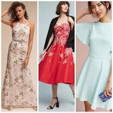 robe pour un mariage ete robe invitée mariage nos coups de cœur pour la saison printemps été