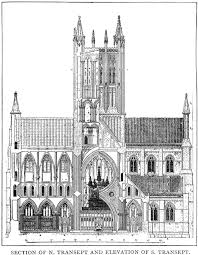 Amiens Cathedral Floor Plan Bell U0027s Cathedrals The Cathedral Church Of Wells Percy Dearmer