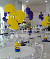 minion centerpieces minions centerpiece stuff i made minion