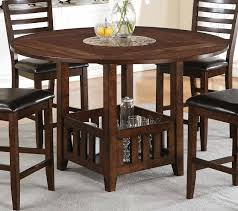 counter height dining table butterfly leaf high top dining table with storage jofran 337 54 taylor butterfly