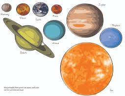 solar system clipart for kids free printable clipartfest clipartix