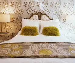 Wallpaper Ideas For Bedroom Floral Wallpaper 18 Romantic Bedroom Ideas Lonny