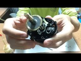 How To Clean And Oil by How To Clean And Oil A Bait Casting Reel Youtube