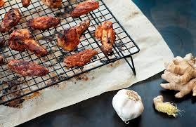 comment cuisiner des ailes de poulet des ailes de poulet bbq coréennes croustillantes fraîchement pressé