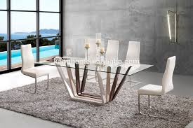 Italy Dining Table Kangbao Wooden Dining Table Glass Dining Tables Best Selling