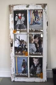 Using Old Window Frames To Decorate Have A Ton Of Old Barn Windows Hanging Around Your House Follow