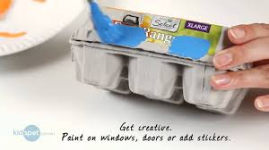 how to make an egg carton bus craft ideas for kids youtube