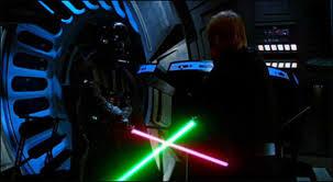 green or blue star wars shock real reason luke skywalker s lightsaber was green