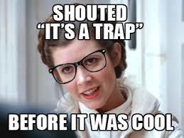 Leia Meme - hipster leia meme guy