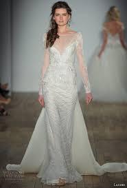 lazaro fall 2017 wedding dresses new york bridal fashion week