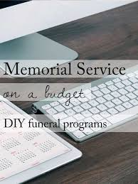 Funeral Assistance Programs 15 Ideas For A Beautiful Memorial Service On A Budget