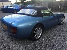 tvr tvr griffith tvr griffith 400 v8 5d full tvr service history