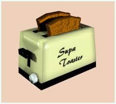 Fun Toaster Toaster