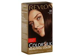 Revlon Hair Color Coupons Revlon Color Silk Dark Soft Brown 33 1 Application Meijer Com