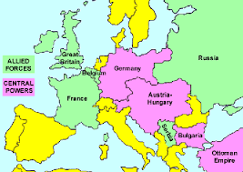 Ottoman Empire World War 1 Central Powers World War 1 History For
