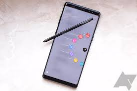 some galaxy note8 phones are freezing when the contacts app is