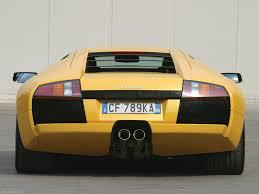 Lamborghini Murcielago Yellow - lamborghini murcielago 2002 picture 83 of 124