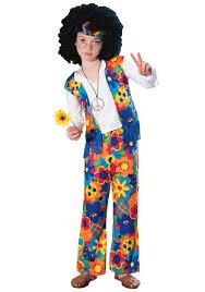 kids floral hippie costume girls hippie costumes for halloween
