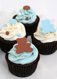 baby shower treats cupcake baby showers brownie cupcakes and
