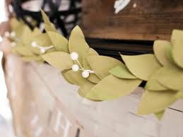 how to make bay leaf garland out of paper bags how tos diy