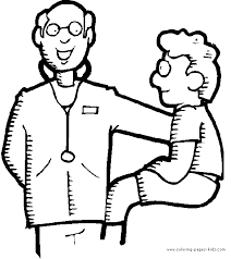 coloring pages of tools doctor coloring pages getcoloringpages com